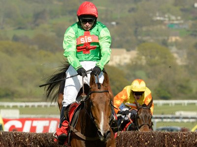 Williams aims trio at Prestbury