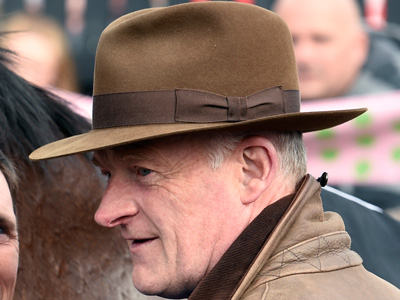 Willie Mullins interview
