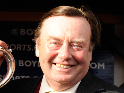 Nicky Henderson feature