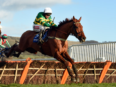 Yanworth on Champion trial at Wincanton