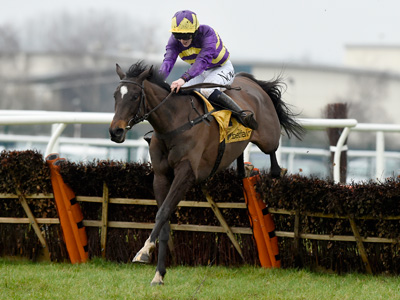 Agrapart not for catching in Betfair Hurdle