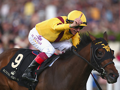 Turf Sprint assignment for Lady Aurelia