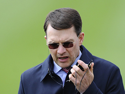 Ballydoyle team ready to fire