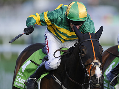 Cheltenham still the plan for Jezki