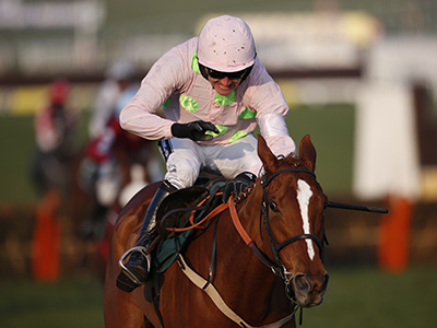 Limini sinks Apple's Jade at Punchestown