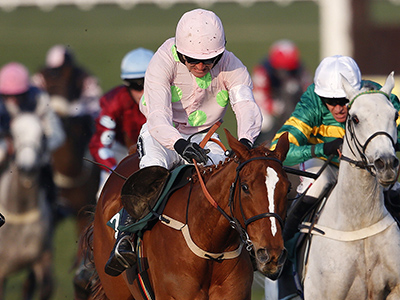 Mullins flirts with Limini Champion bid