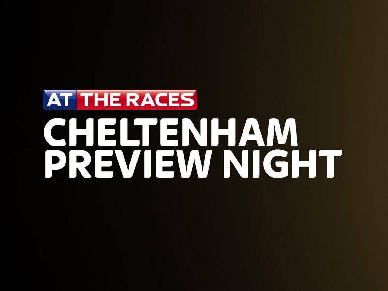 ATR Cheltenham Preview Night