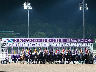 The future of international racing in Singapore