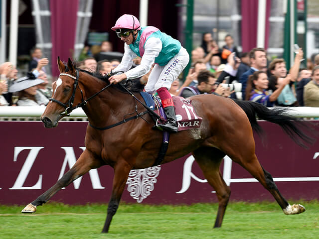 Enable wins the Arc