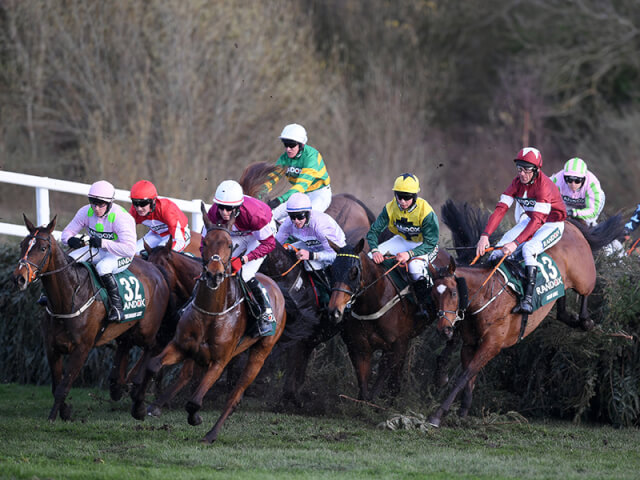 The 2018 Aintree Grand National