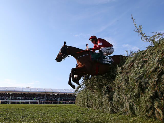 Tiger Roll wins his second Grand National