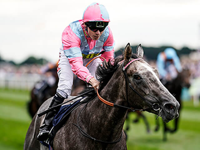 Phoenix Of Spain winning the Acomb Stakes