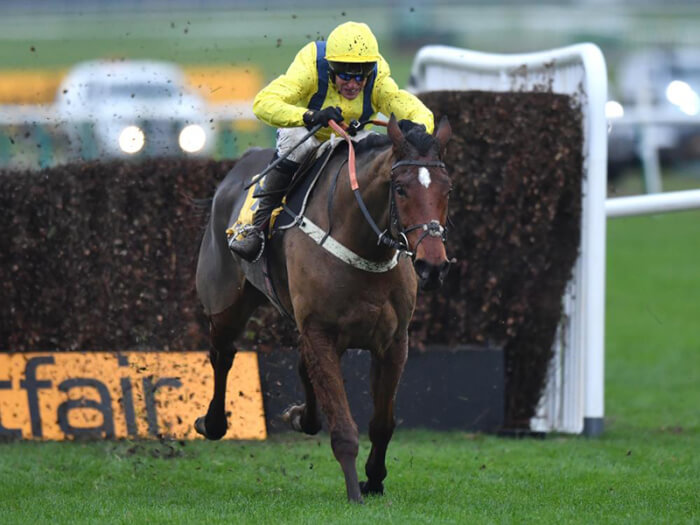 Lostintranslation wins the 2019 Betfair Chase