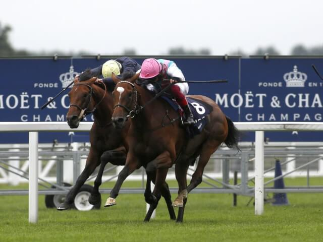 Enable wins her second King George
