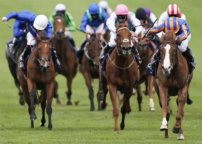 Love wins the 1000 Guineas