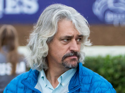 Steve Asmussen Stable Tour