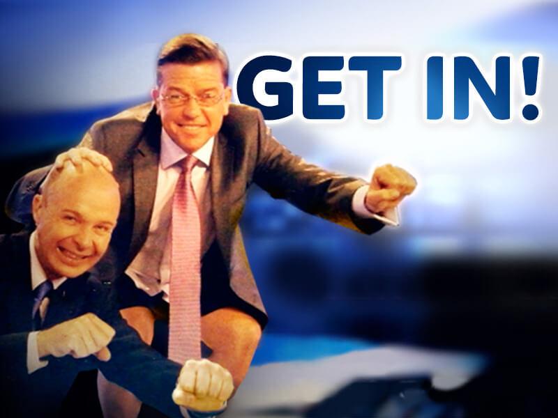 Get In! to make Irish debut