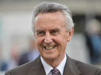 Jim Bolger Stable Tour