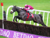 Bryan Cooper has a go with Heroes at Fairyhouse