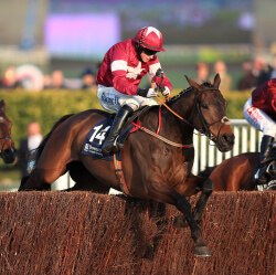 Empire Of Dirt could tackle Aintree National fences