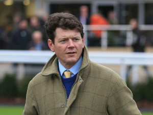 Andrew Balding Stable Tour