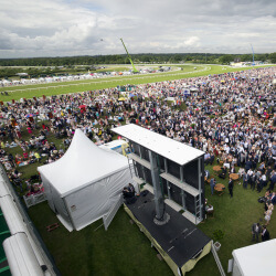 Going change possible for Ascot on Friday
