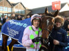 Douvan boosts Champion Chase claims with smooth success at Punchestown