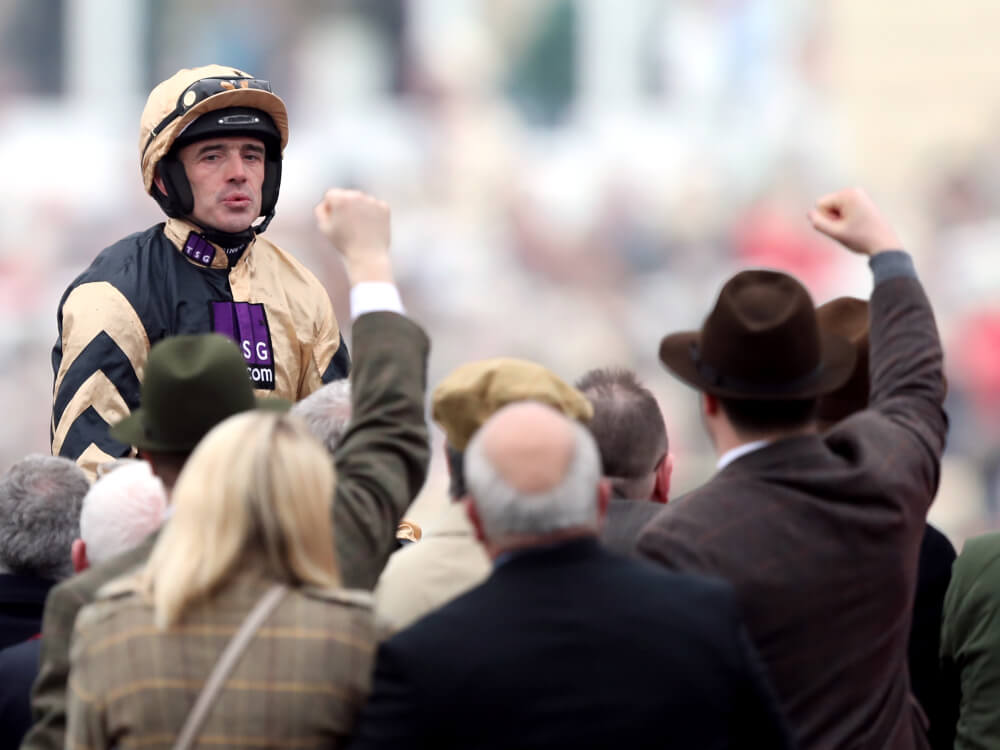 Bookmakers hit hard at Cheltenham as Mullins and Walsh come good
