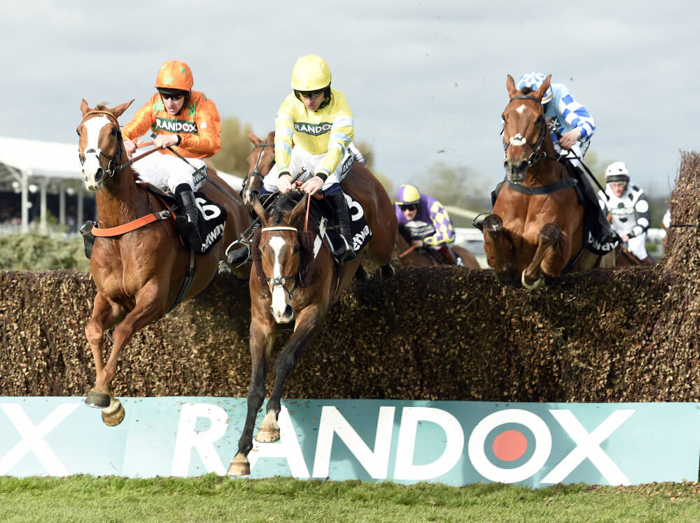 Red-letter day for Double W's at Aintree