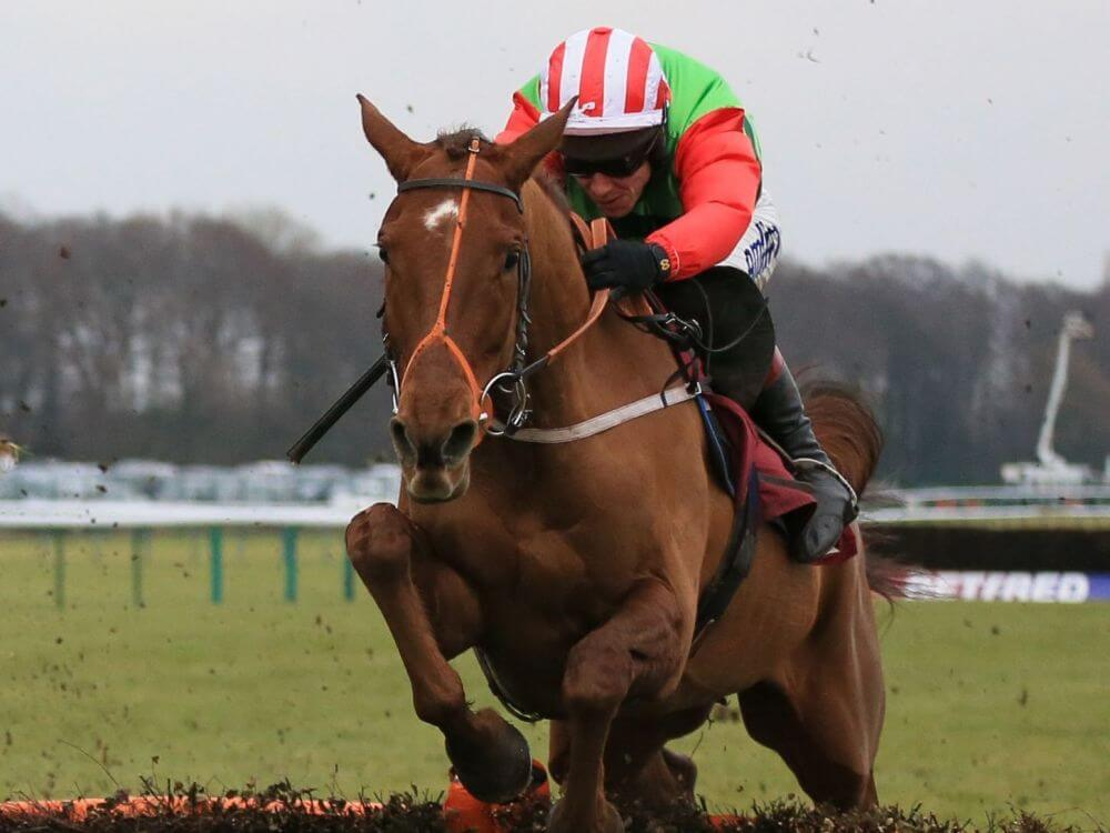Definitly Red 'certain to start favourite' in Grand National