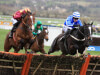Cheltenham Festival winners wage war at Punchestown