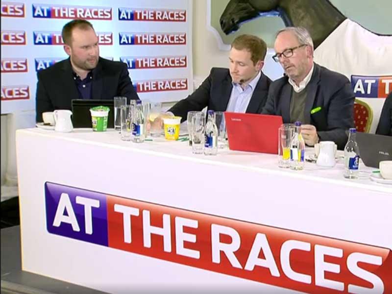 At The Races 2017 Cheltenham Festival website nominated for Broadcast Digital Award