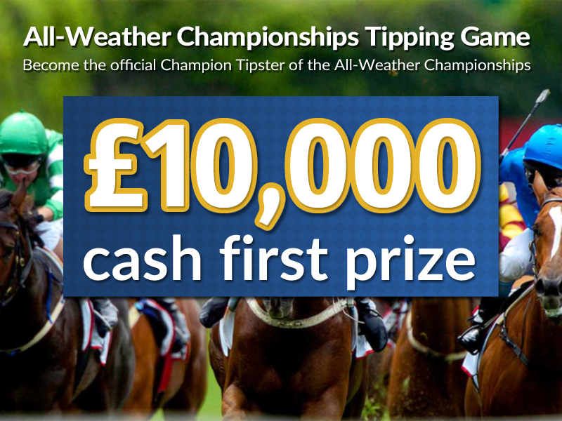 Enter our All-Weather Champs Tipping Game