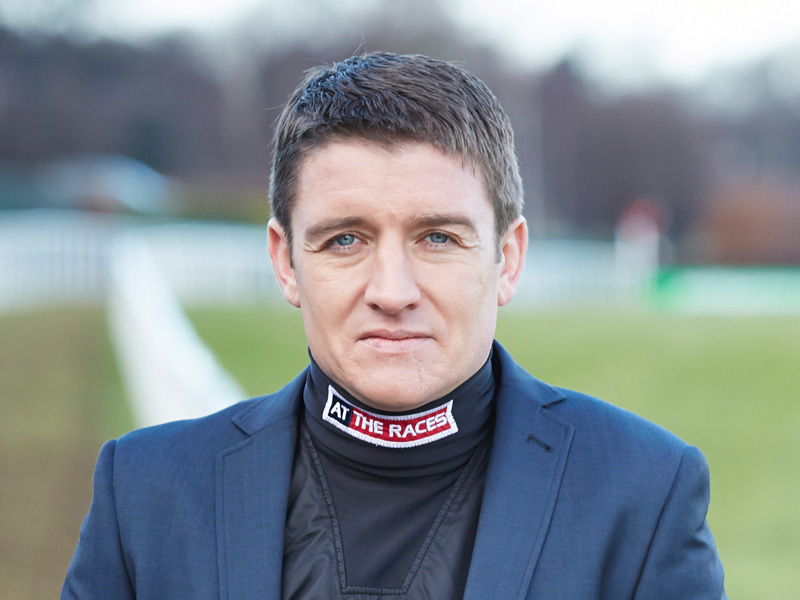 Barry Geraghty's blog