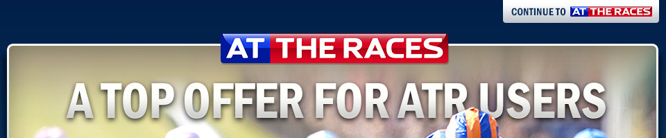 Another top offer for attheraces.com users