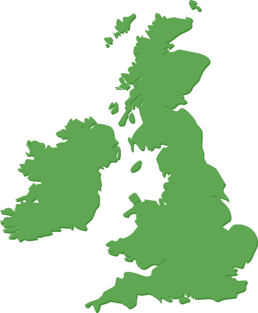 Map Of Ireland Racecourses.Course Guides At The Races